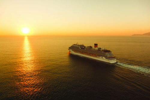 Costa Cruises in Mediterranean