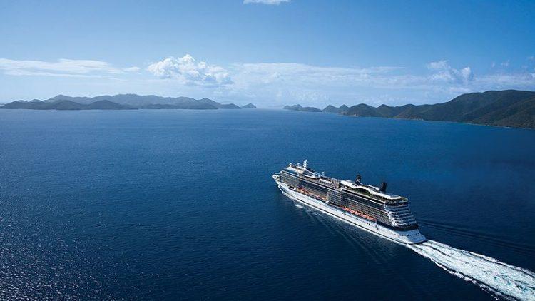 Celebrity Cruises ship