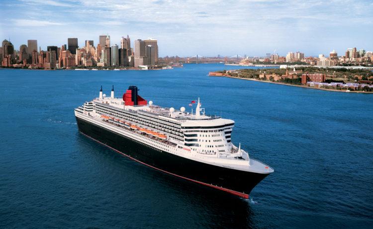 Cunard New York
