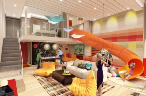 Family Suite - Symphony of the Seas