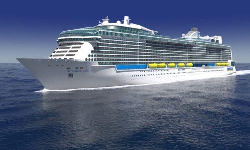 RCL 5th Quantum ship