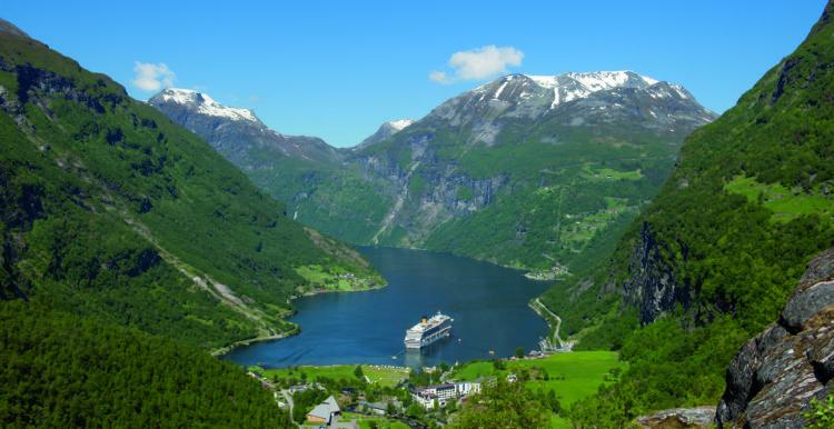 Norwegian Fjord Cruises