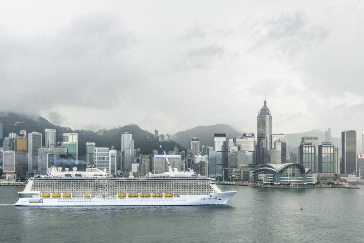 Asia Royal Caribbean Cruise